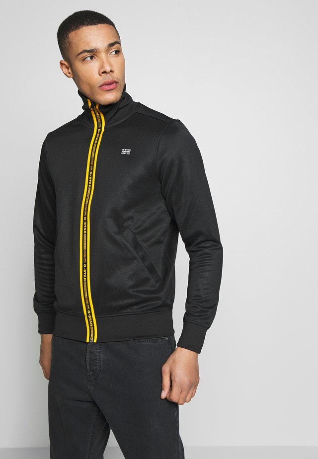 ORIGINALS TRACK JACKET - Träningsjacka - black / yellow