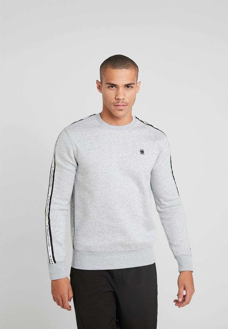 G-Star - NEW ORIGINALS R SW L/S - Sweatshirt - grey