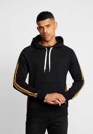 NEW ORIGINALS  - Sweat à capuche - black/yellow