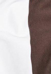 G-Star - GRAPHIC LOGO - Hoodie - grey/brown - 4