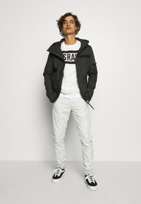 G-Star - GSRAW JACQUARD - Sweatshirt - milk - 1