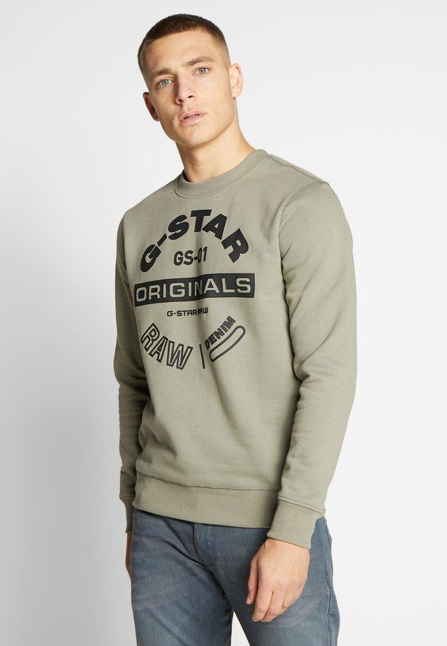ORIGINALS LOGO - Sweater - shamrock