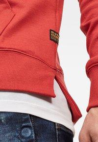 G-Star - 2-TONE ROUND NECK - Sweater - red - 3