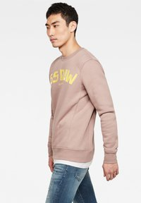 G-Star - Sweater - chocolate berry - 2