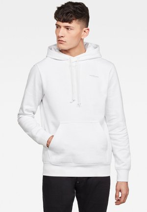 ORIGINALS BACKPANEL - Hoodie - white