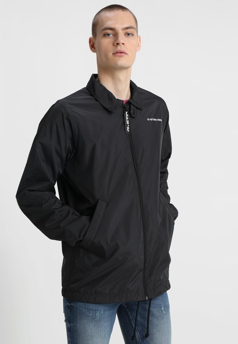G-Star - KORPAZ COACH  - Summer jacket - black