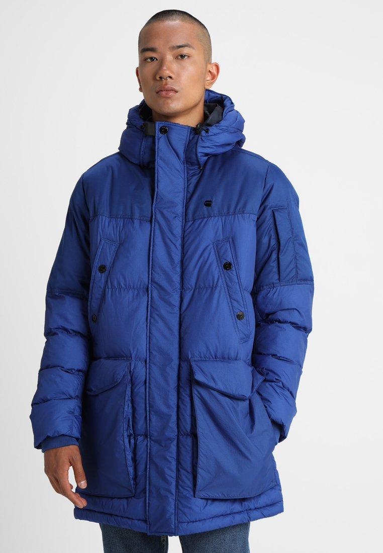 G-Star - WHISTLER PADDED  - Abrigo de invierno - blue