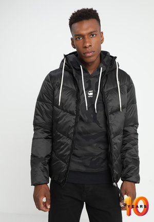 ATTACC-S ANN PUFFER JKT - Jas - dark black