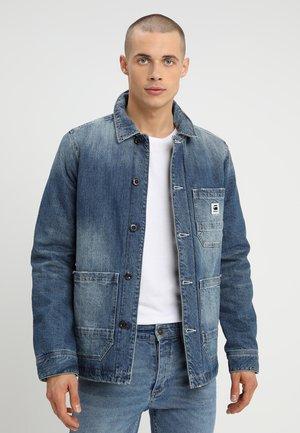 BLAKE PADDED - Kurtka jeansowa - higa denim