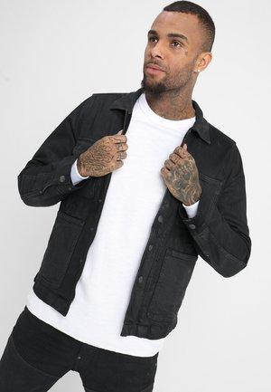 BLAKE WORKER PM JKT - Denim jacket - medium aged cobler