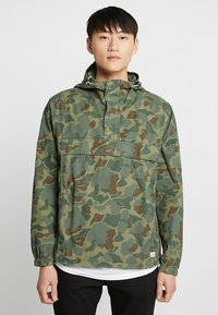 G-Star - XPO HDD AW ANORAK - Windjack - sage/battle green ao - 0