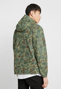 G-Star - XPO HDD AW ANORAK - Windjack - sage/battle green ao - 2