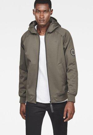 MEEFIC HOODED - Light jacket - asphalt