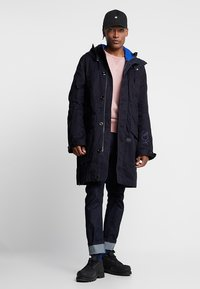 G-Star - 30YR NEW YORK RAW PARKA - Parkas - raw denim - 1