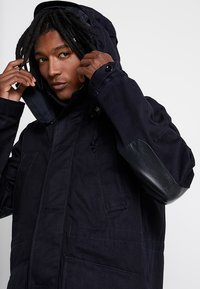 G-Star - 30YR NEW YORK RAW PARKA - Parkas - raw denim - 3