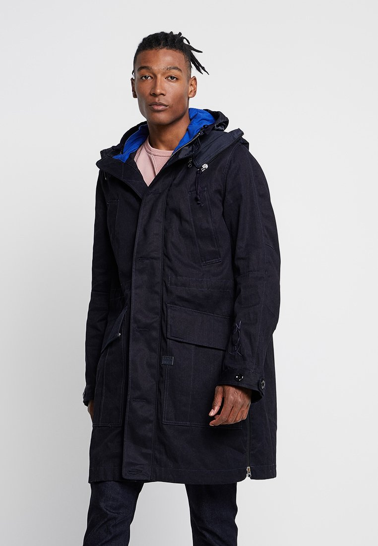G-Star - 30YR NEW YORK RAW PARKA - Parkas - raw denim