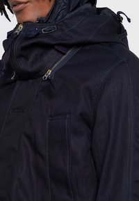 G-Star - 30YR NEW YORK RAW PARKA - Parkas - raw denim - 7