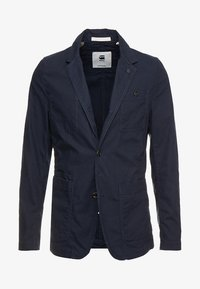 G-Star - PAKKE STRAIGHT FIT - blazer - mazarine blue - 4