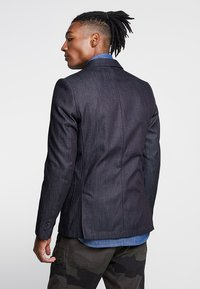G-Star - VARVE STRAIGHT FIT - blazer - raw denim - 2