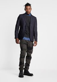 G-Star - VARVE STRAIGHT FIT - blazer - raw denim - 1