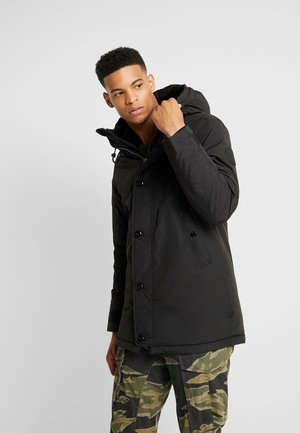 ARCTIC EXPEDITION - Parka - dark black