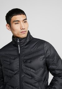 G-Star - ATTACC - Down jacket - dark black - 4