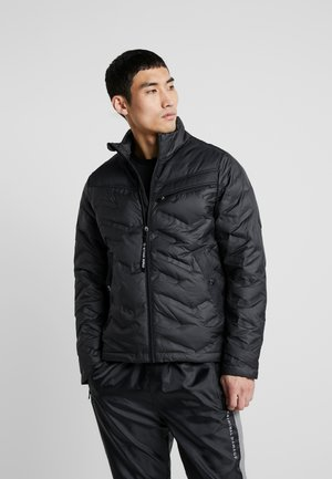 ATTACC - Down jacket - dark black