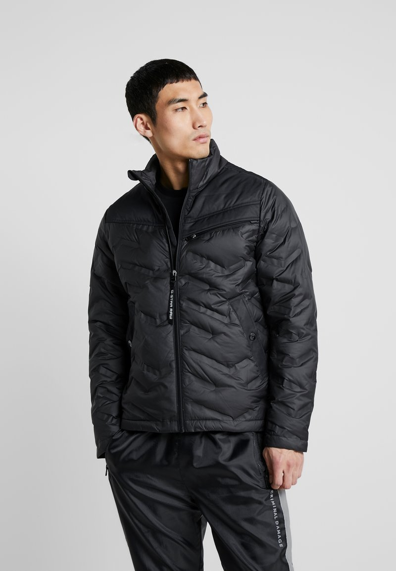 G-Star - ATTACC - Down jacket - dark black