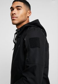 G-Star - BATT ZIP STRAIGHT - Summer jacket - black - 3