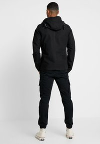 G-Star - BATT ZIP STRAIGHT - Summer jacket - black - 2
