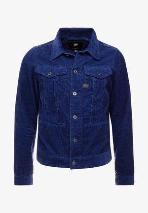 D-STAQ SLIM - Denim jacket - imperial blue