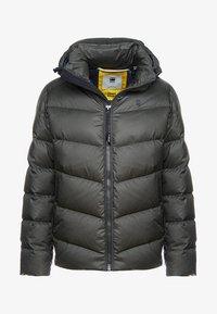 G-Star - WHISTLER PUFFER - Gewatteerde jas - asfalt - 5