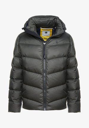 WHISTLER PUFFER - Down jacket - asfalt