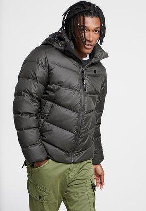 WHISTLER PUFFER - Gewatteerde jas - asfalt
