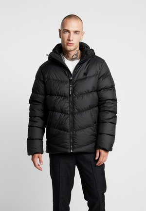 WHISTLER PUFFER - Down jacket - black