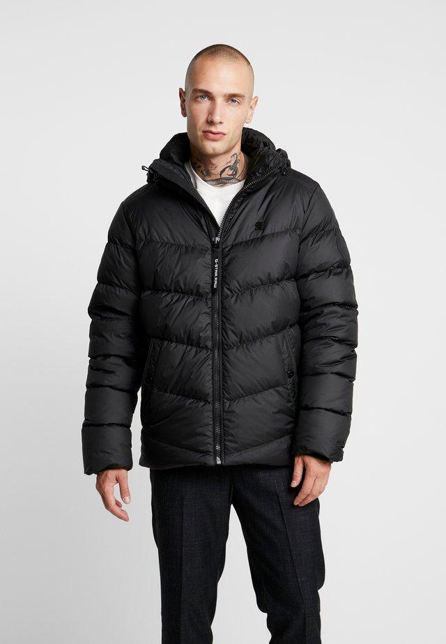 WHISTLER PUFFER - Gewatteerde jas - black