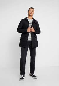 G-Star - SCUTAR UTILITY PADDED TRENCH - Parkas - black - 1