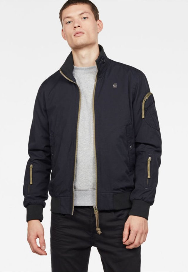 Bolt Zip Bomber - Outdoorjas - black