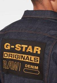 G-Star - ORIGINALS 3301 SLIM - Spijkerjas - dark blue - 3