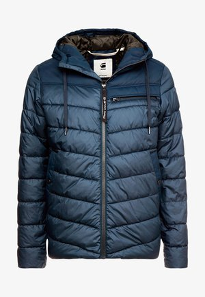 ATTACC QUILTED JACKET - Lehká bunda - legion blue