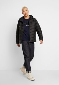 G-Star - ATTACC QUILTED JACKET - Chaqueta de entretiempo - black - 1