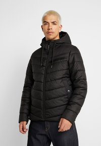 G-Star - ATTACC QUILTED JACKET - Chaqueta de entretiempo - black - 0