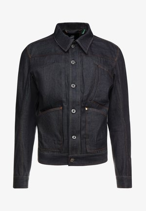 5650 JACKET - Džínová bunda - raw denim