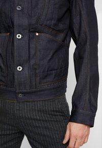 G-Star - 5650 JACKET - Giacca di jeans - raw denim - 6