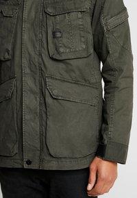 G-Star - OSPAK FIELD  - Summer jacket - asfalt - 7