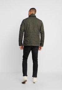 G-Star - OSPAK FIELD  - Summer jacket - asfalt - 2