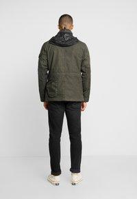 G-Star - OSPAK FIELD  - Summer jacket - asfalt - 3