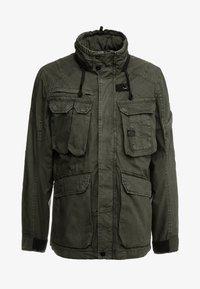 G-Star - OSPAK FIELD  - Summer jacket - asfalt - 6