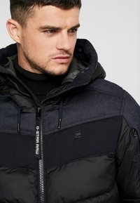 G-Star - WHISTLER - Winter jacket - dark black - 5