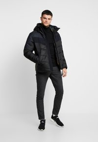 G-Star - WHISTLER - Winter jacket - dark black - 1